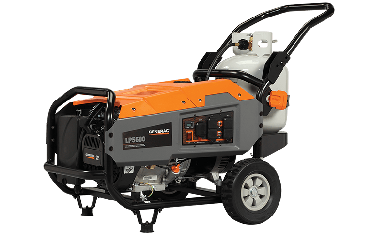 Features that Make the Propane Generators Portable